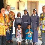 Inspektionsreise nach Indien