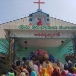 Projekt K/1: Dorfkirche für Nellipaka