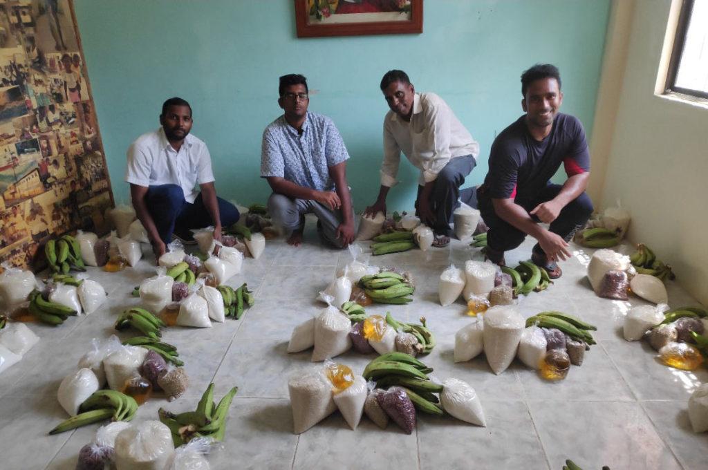 Corona-Soforthilfe Indien